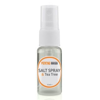 Zoutoplossing Spray met Tea Tree