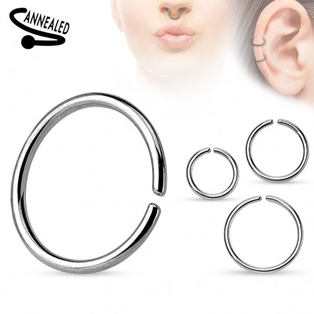 Basic multifunctionele piercing ring