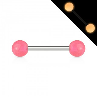Glow in the dark Barbells
