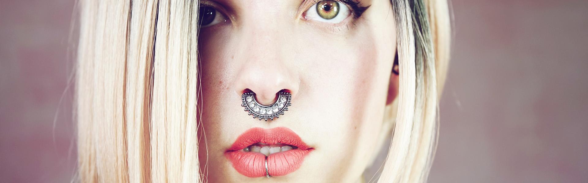 Nieuwe Piercing Trends