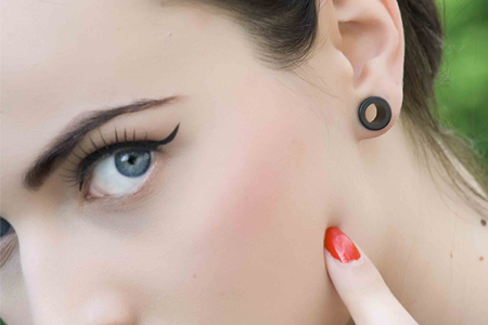 5 ear piercings for your earlobe