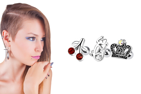 All information about the cartilage piercing