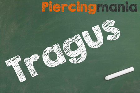 How to change your Tragus piercing